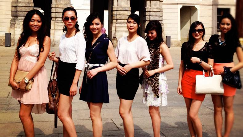 Miss ČR Vietnam a Evropy 2012