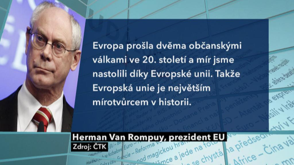 Reakce prezidenta EU