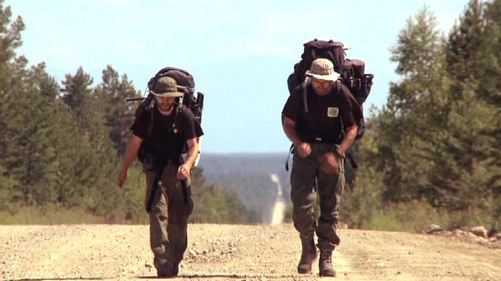 Účastníci expedice ze Sibiře do Kalkaty