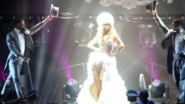 Jennifer Lopezová na turné