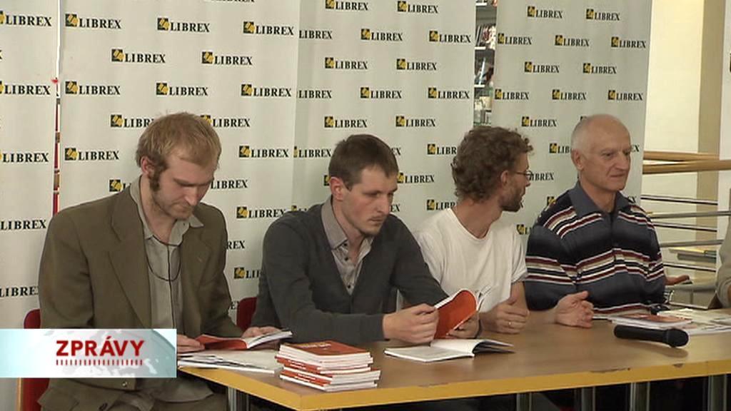 ProtimluvFest / Čtení běloruských básníků Aleše Razanava a Vitala Ryžkova