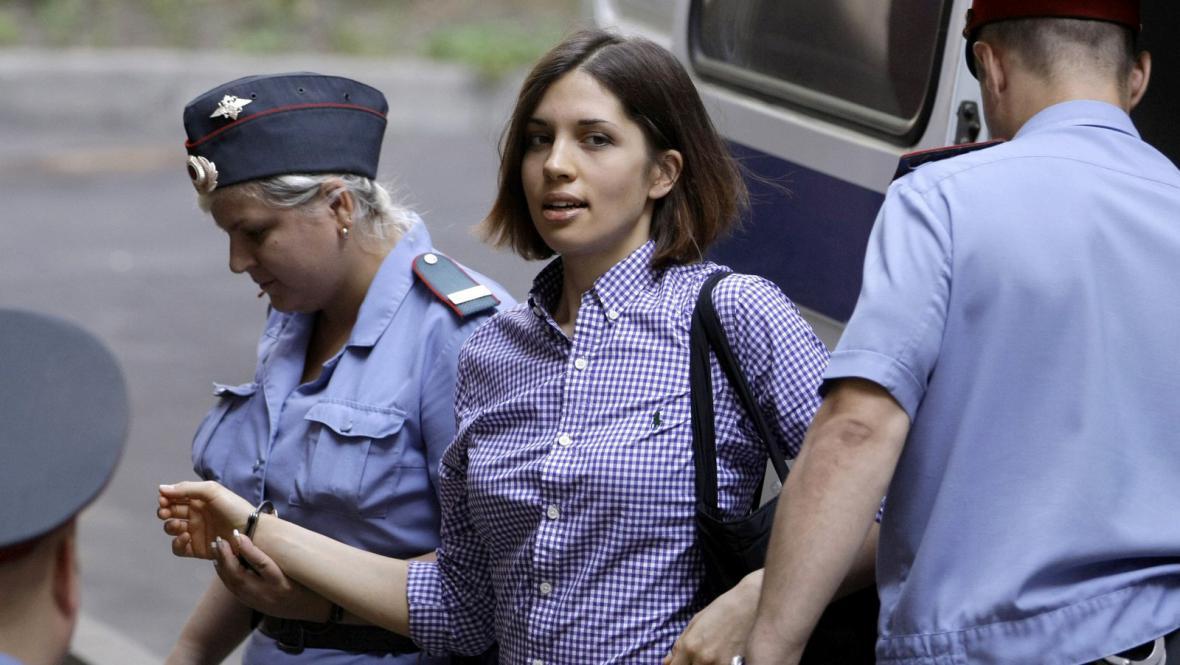 Soudní proces s Pussy Riot