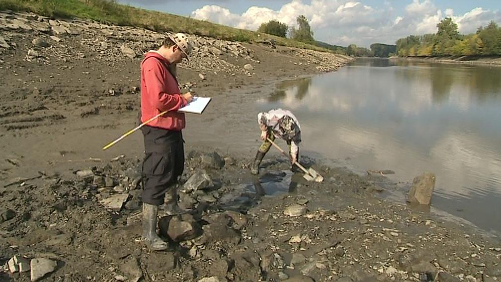 Archeologové spěchají, za týden se Morava zaplní vodou