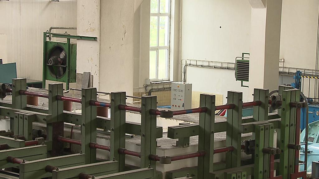 Zkušební laboratoř v pražských Běchovicích