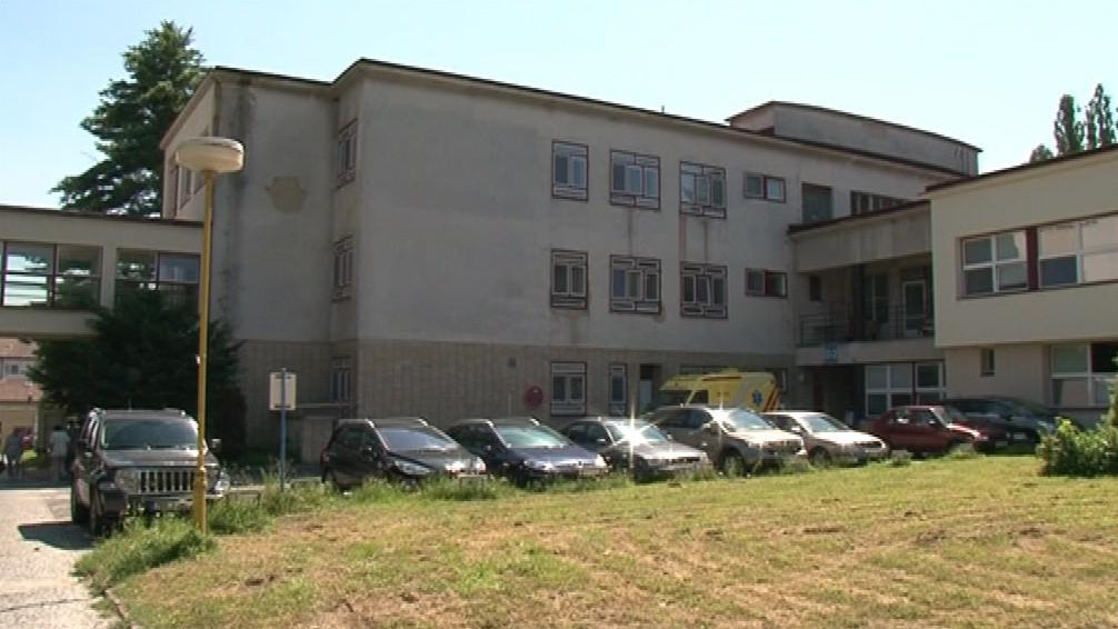 Pavilon interny kyjovské nemocnice