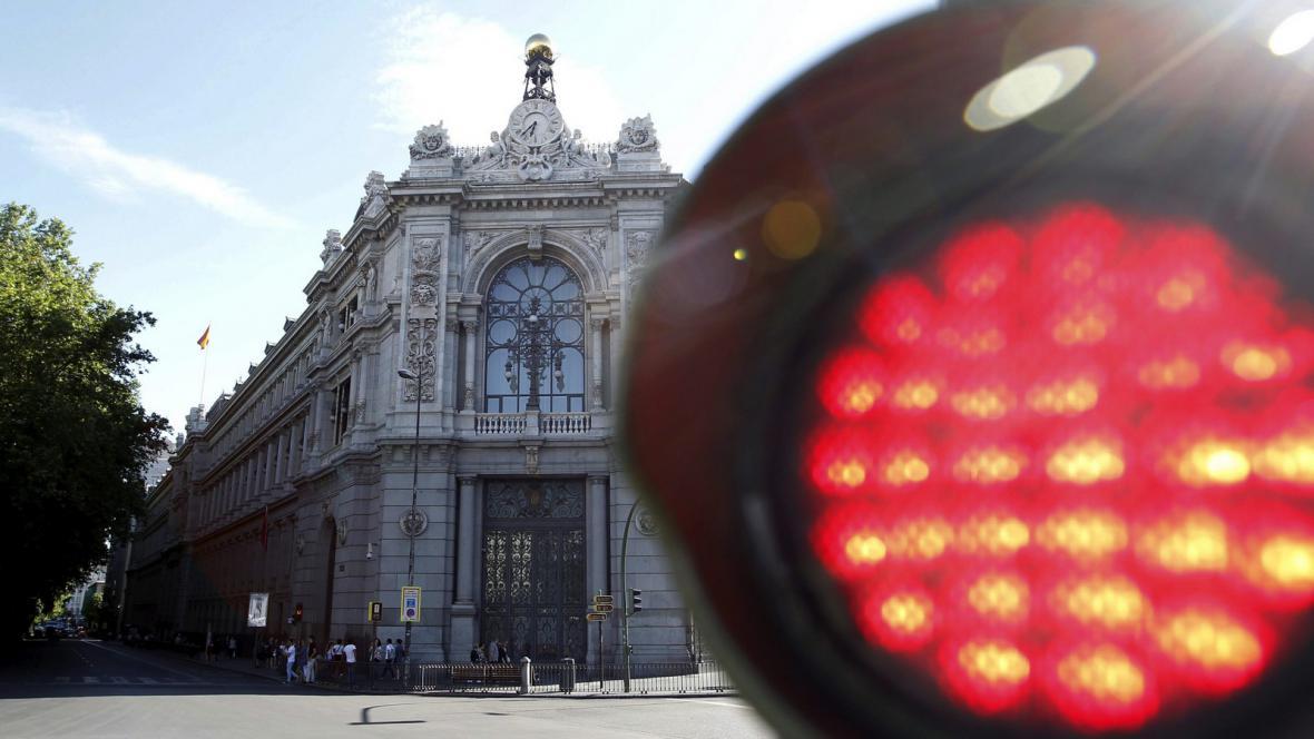 Španělská centrální banka Bank of Spain