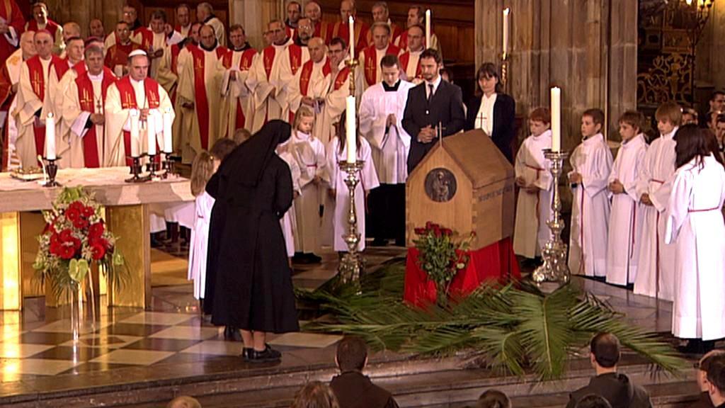 Blahořečení 14 františkánů