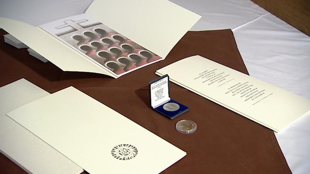 Pamětní listy a medaile