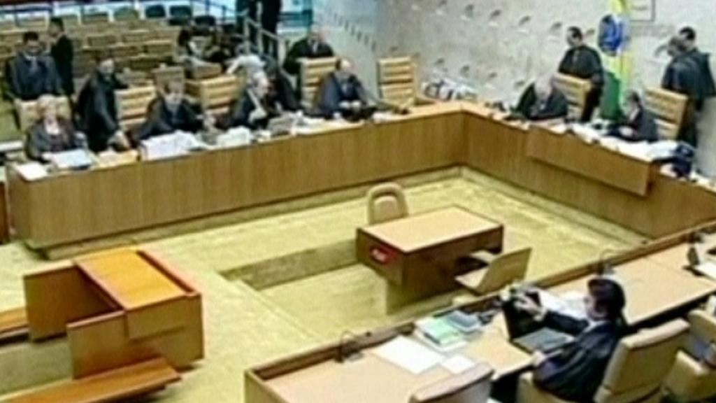 Soud s bývalými brazilskými politiky