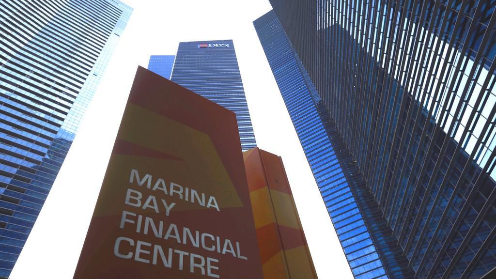 Finanční centrum Marina Bay