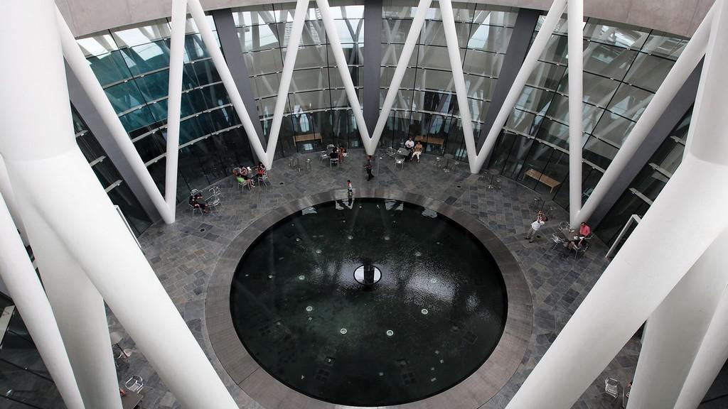 Muzeum v Singapuru