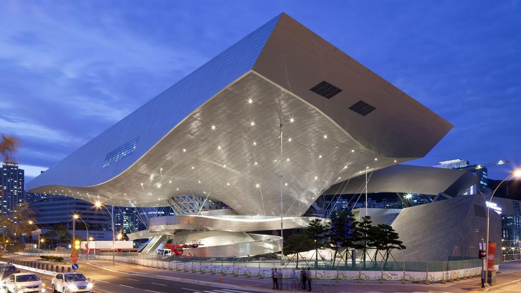 Výstava světové architektury v Singapuru