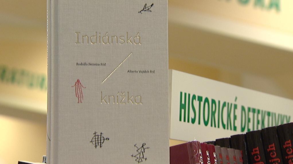 Rodolfo Ferreira Frič a Alberto Vojtěch Frič / Indiánská knížka