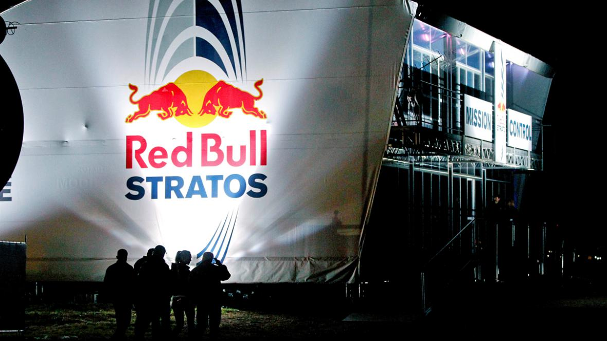Tým Red Bull Stratos