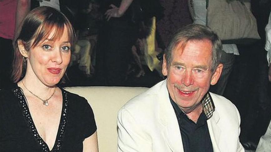 Suzanne Vega a Václav Havel
