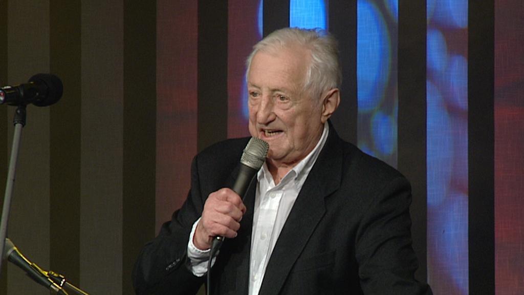 Pavel Bobek v Divadle ABC