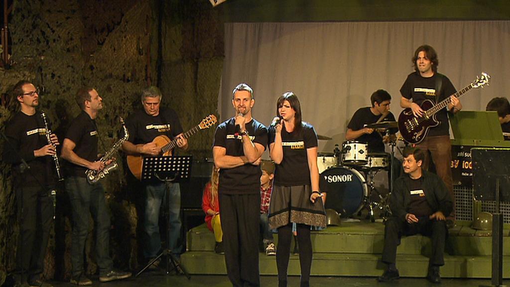 Divadlo pod Palmovkou / Kdyby tisíc klarinetů
