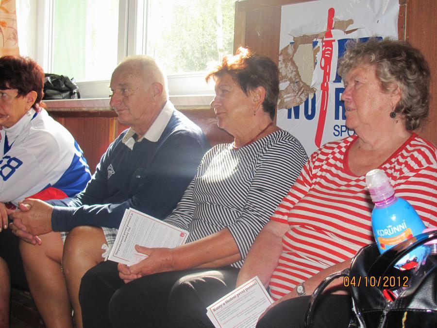 Sebeobrana pro seniory v Prachaticích