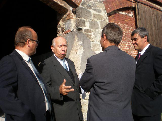 Z oslavy Vesnice roku 2012 v Řepici