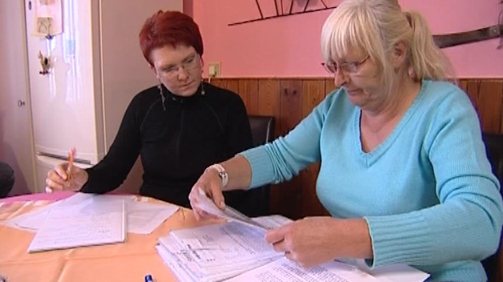 Na problematické finanční poměry obce upozornila zastupitelka Hana Kovaříková