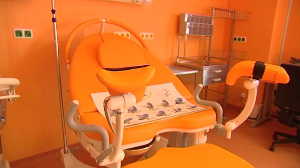 Nové vybavení klatovské nemocnice