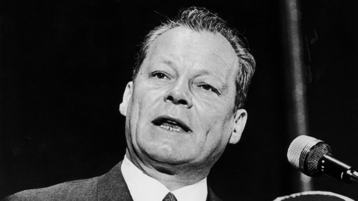Willy Brandt, spolkový kancléř (1969-1974)