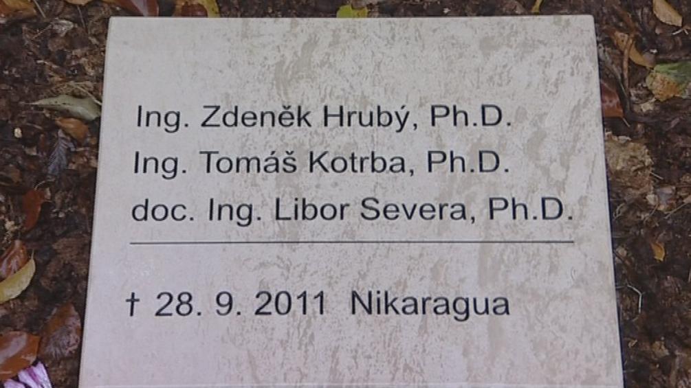 Tři vědci zahynuli při nehodě v Nikaragui
