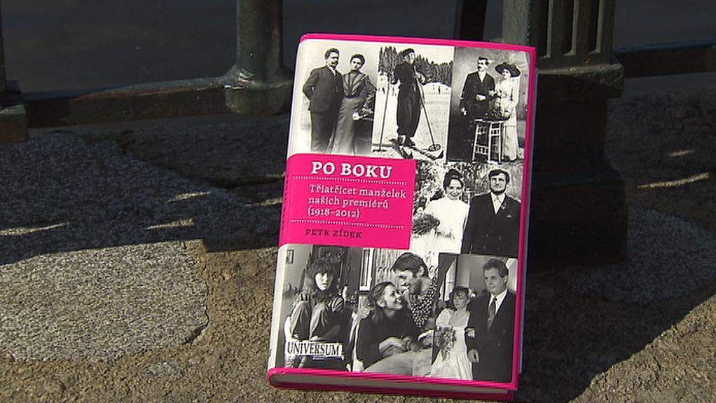 Po Boku - kniha o manželkách našich premiérů
