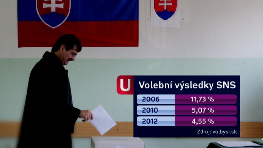 Volební výsledky SNS