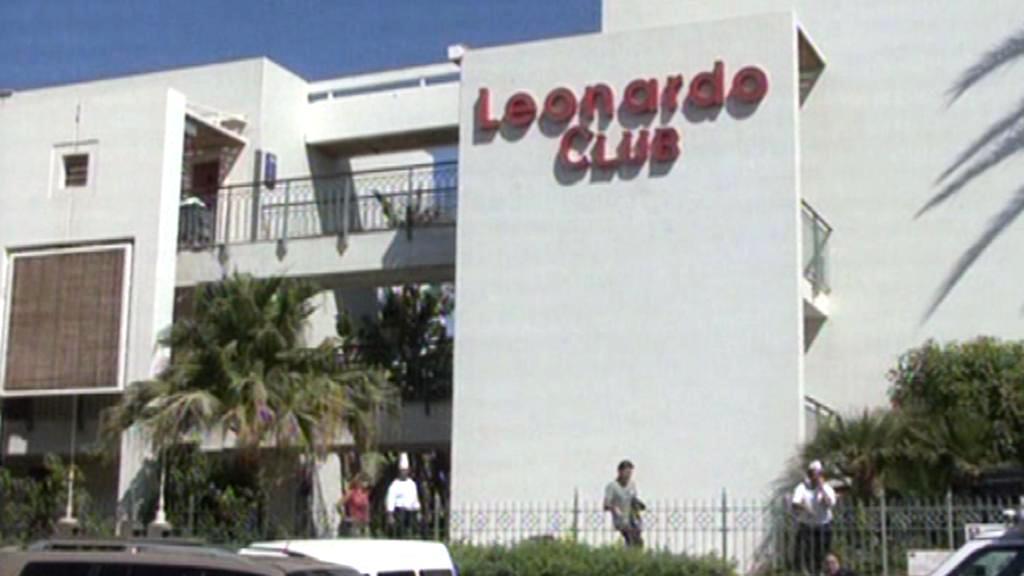 Hotel Leonardo Club v Ejlatu