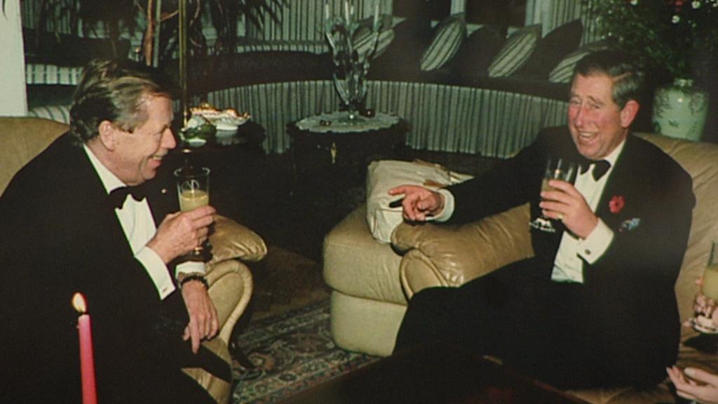 Václav Havel - občan a prezident