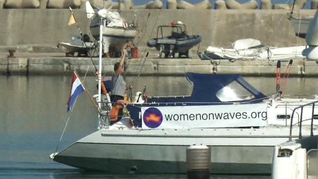 Nizozemská potratová loď