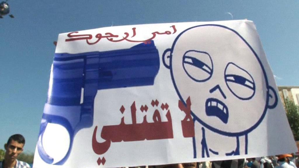 Marocký protest proti potratům