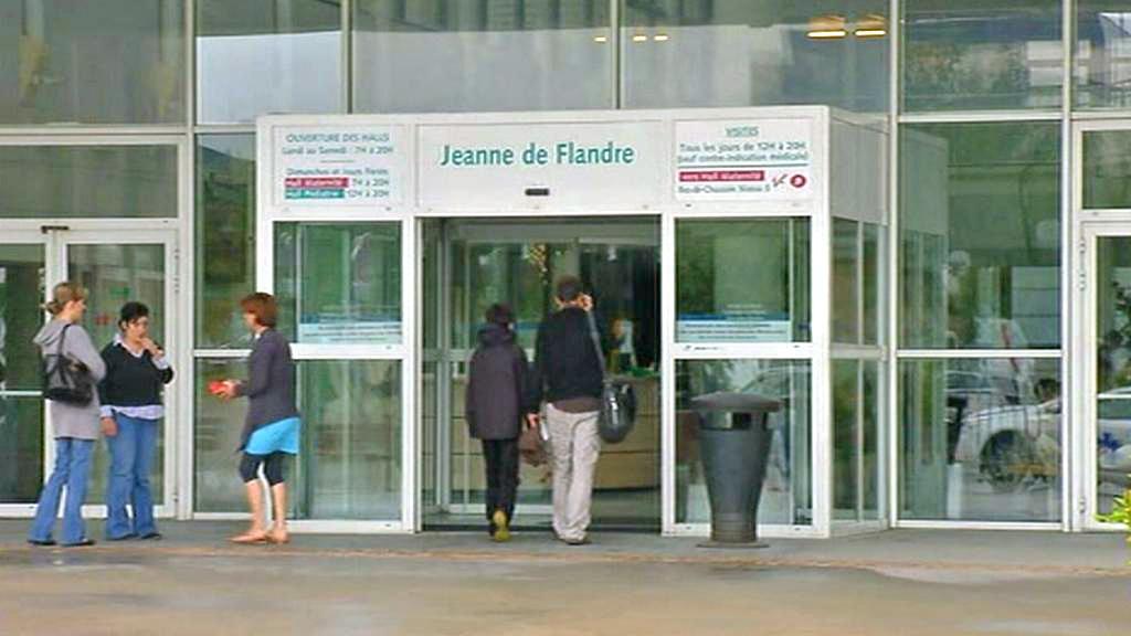 Nemocnice ve francouzském Lille