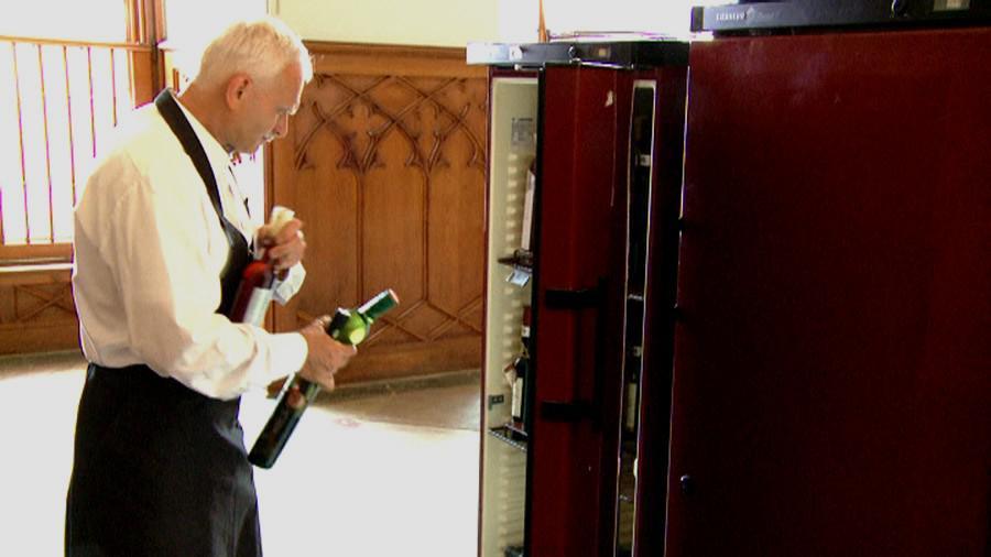 Propagace vín na zámku Lednice