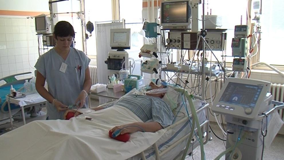 Stav boskovického pacienta je stále velmi vážný