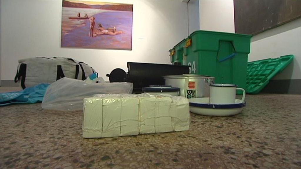 Shelterbox – šedesátikilová krabice první pomoci
