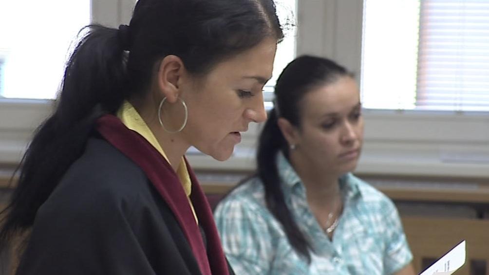 Žalobkyně žádala přísnější trest, soud jí vyhověl