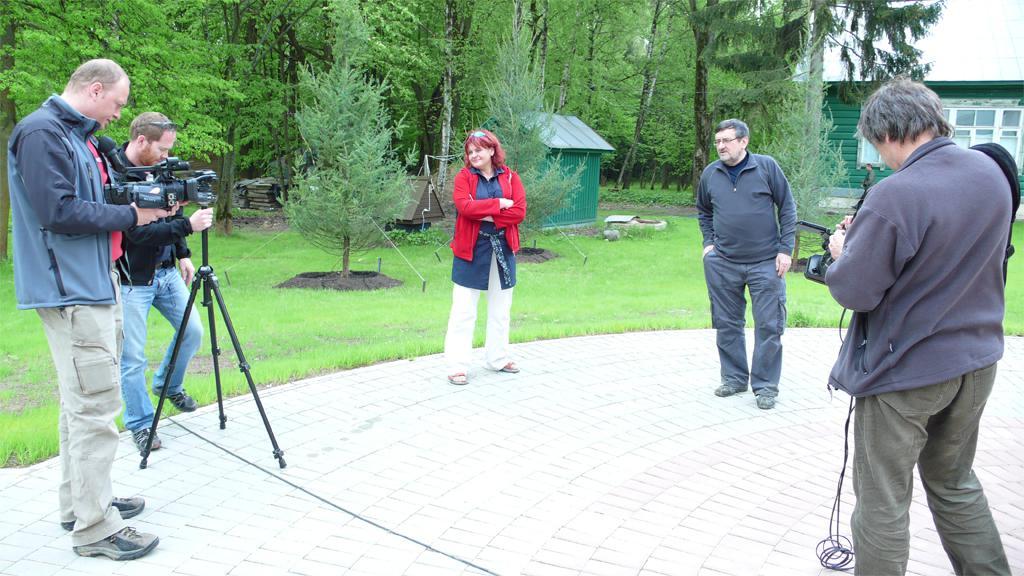 Lenka Poláková v akci