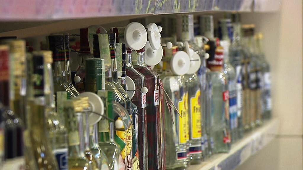 Prodej alkoholu
