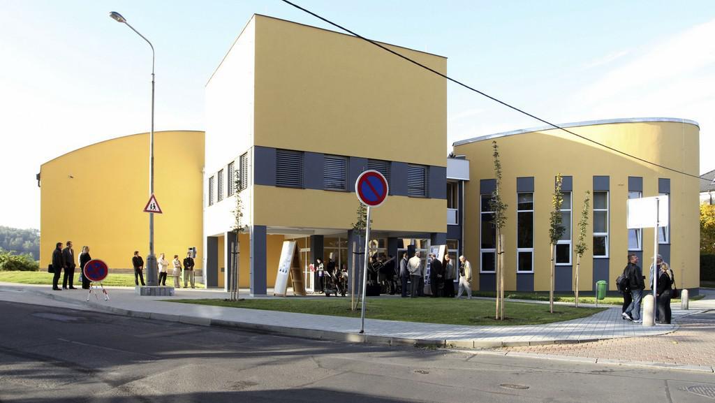 Nové jazykové a komunikační centrum na Gymnáziu Cheb