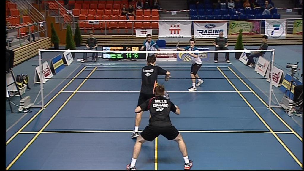 Petr Koukal tentokrát skončil ve čtvrtfinále