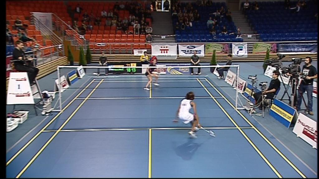 41. ročník mezinárodního mistrovství České republiky se hrálo v hale ve Vodově ulici