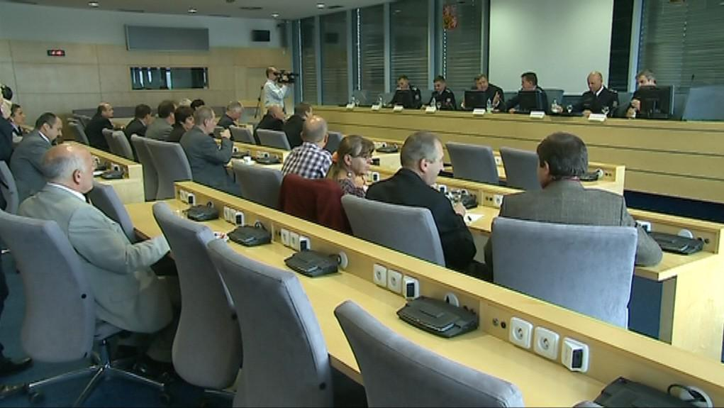 Policejní prezident Martin Červíček řešil situaci policie ve Zlínském kraji