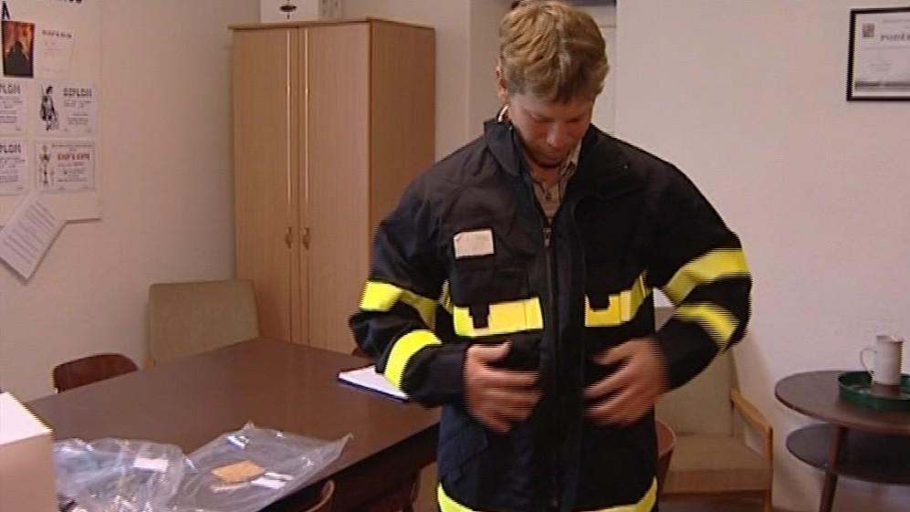 Podle statistik však dobrovolných hasičů po republice přibývá