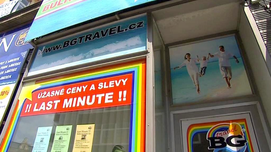 Cestovní kancelář BG Travel
