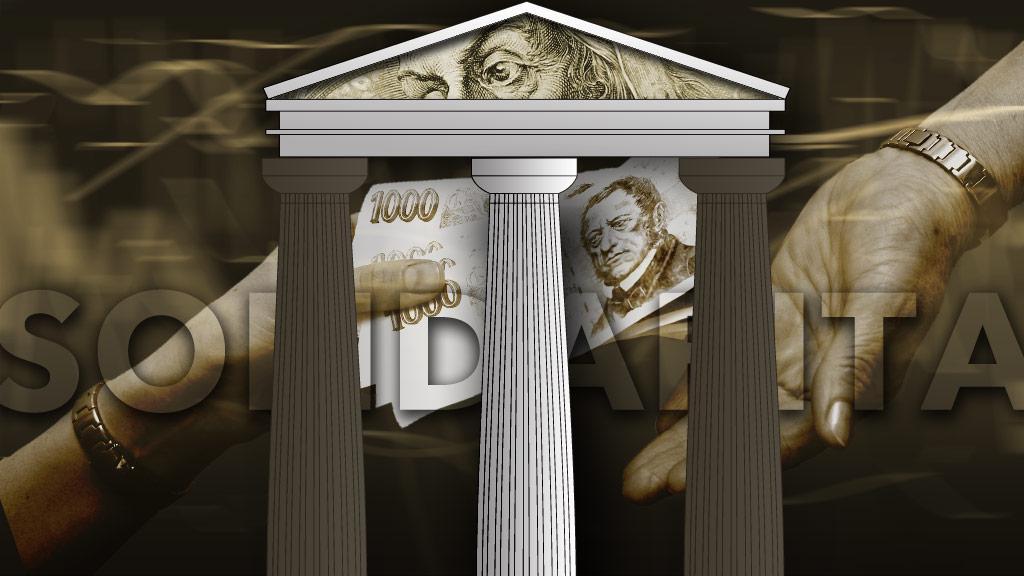 I. pilíř důchodové reformy