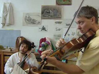 Členové Škampova kvarteta