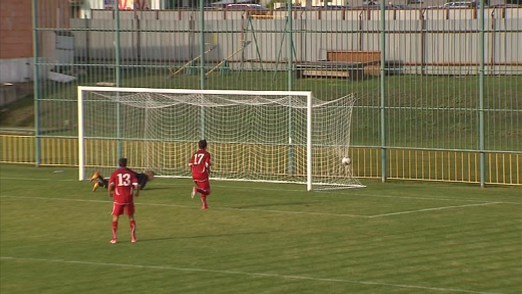 Poslední utkání odehráli čeští mladíci v Mikulově