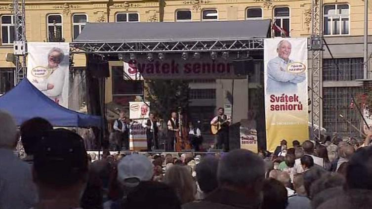 Svátek seniorů v Brně